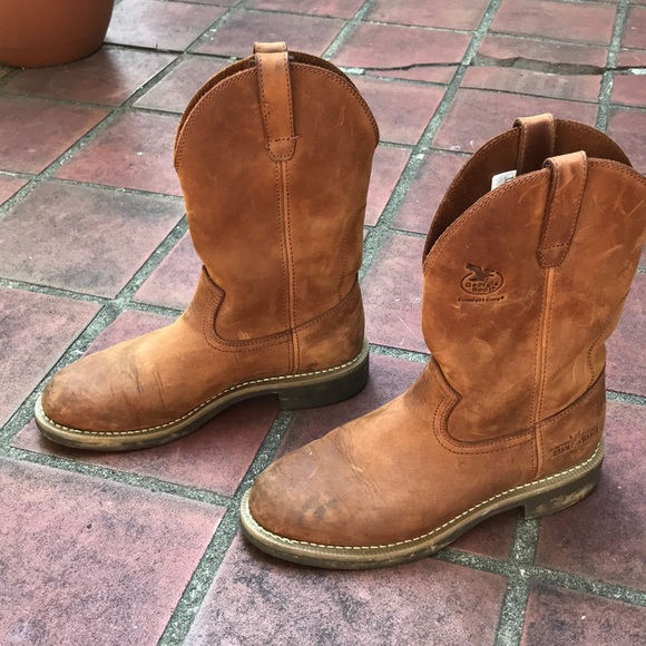 15bf8bbf65f Georgia Boot. Comfort Core. Farm and Ranch.